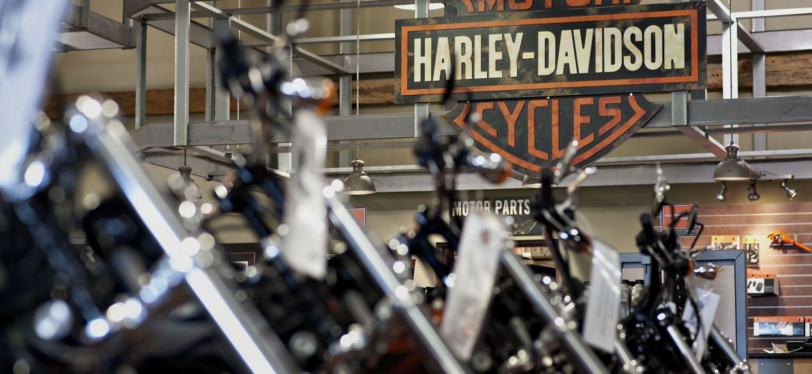 Harley-Davidson Jumps Most Since 2011 as Profit Tops Estimates