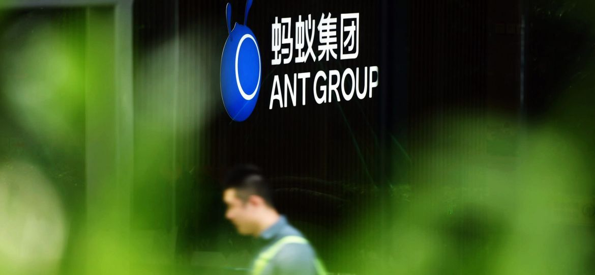 Banks Working on Ant Group's Hong Kong IPO Could Get $396 Million Windfall
