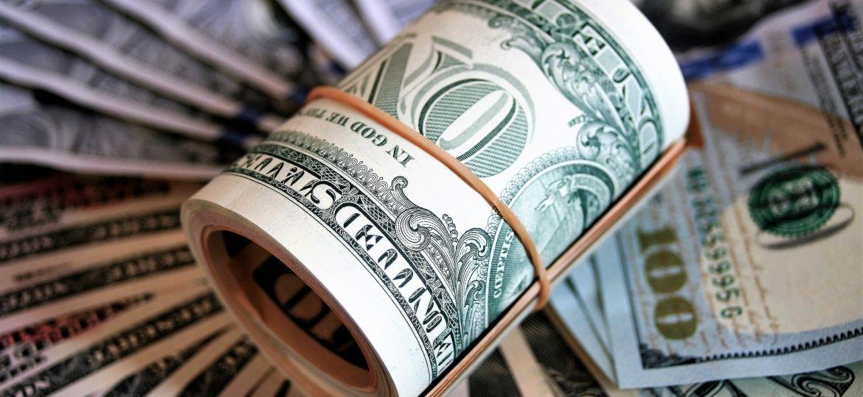 dollar bankovka