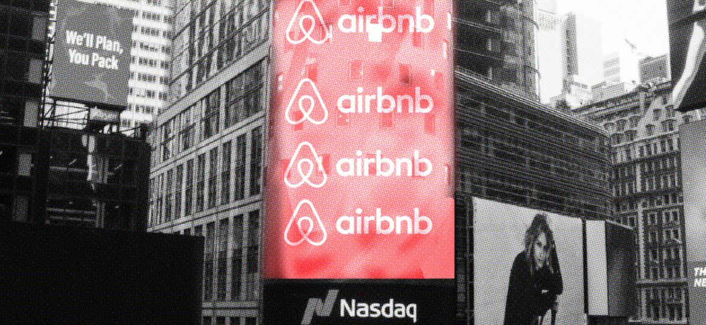 airbnb nasdaq