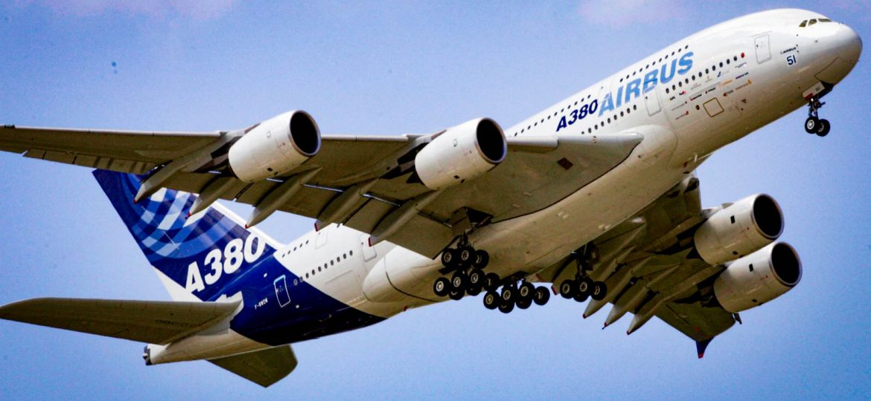 Paris Air Show At Le Bourget