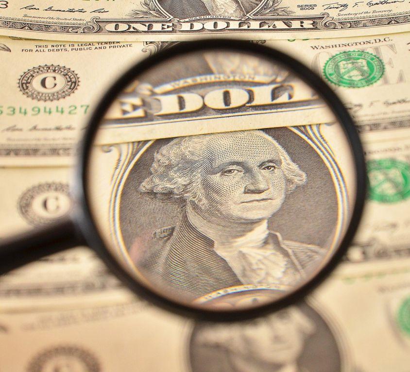 US dolar