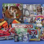 Výrobce hraček Hasbro zvýšil čtvrtletní tržby o 54 procent, překonal tím odhady
