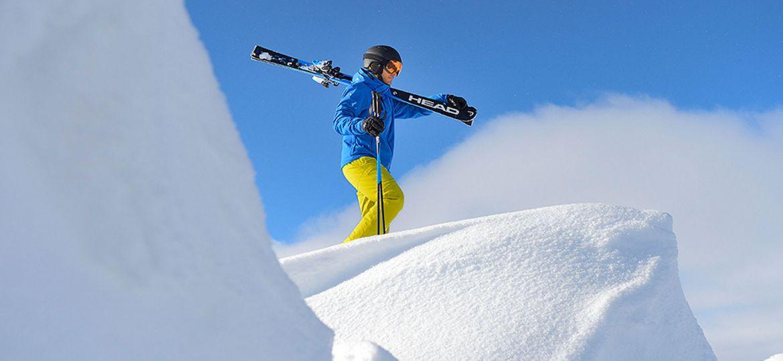 Head Sport ski