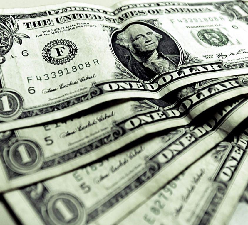 dolar měna1