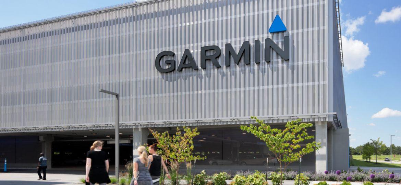 Garmin Parking Structure