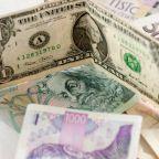 koruna dolar 1