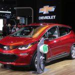 GM opět svolává téměř 69.000 elektromobilů Bolt kvůli hrozbě požáru