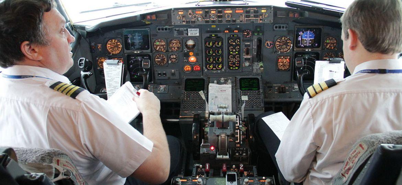 letadlo kabina