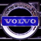 GENEVA, SWITZERLAND - MARCH 06: The Volvo logo is seen during the 83rd Geneva Motor Show on March 6, 2013 in Geneva, Switzerland. Held annually with more than 130 product premiers from the auto industry unveiled this year, the Geneva Motor Show is one of the world's five most important auto shows. (Photo by Harold Cunningham/Getty Images)